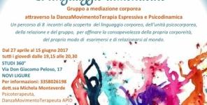 IL LINGUAGGIO DIMENTICATO - Gruppo a mediazione corporea